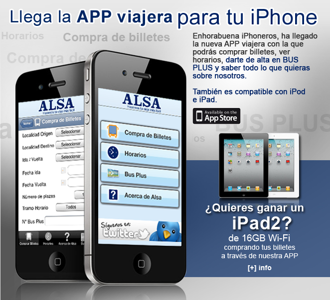 App ALSA iphone