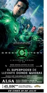 ALSA green lantern