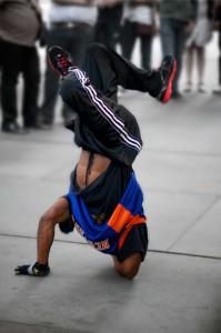 ALSA coreografia