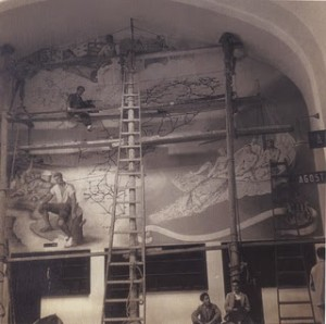 ALSA mural