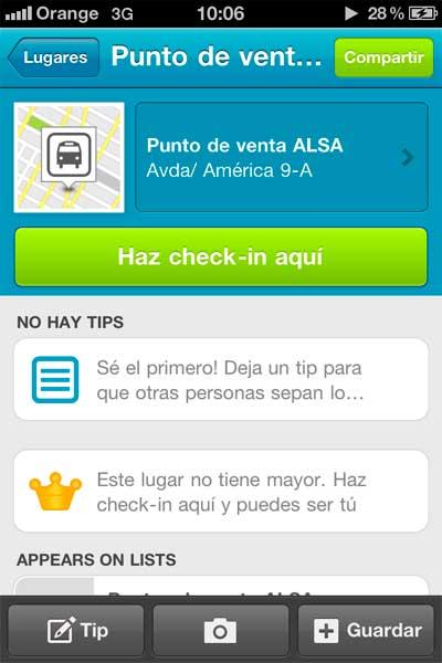 ALSA check in