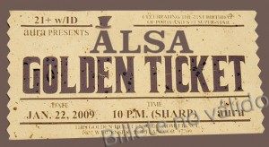ALSA ticket