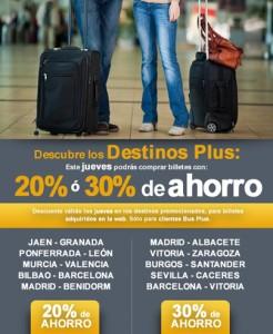 ALSA Destinos Plus edición 181012