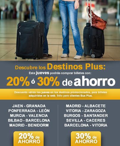 Destinos Plus edición 181012