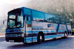 ALSA Primeros autobuses clase SUPRA