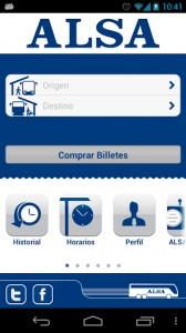 ALSA app.iPhone ALSA versión 2.2.0.