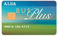 ALSA tarjeta Bus Plus ALSA