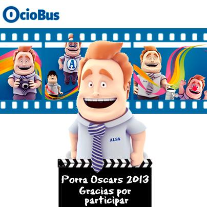 Porra Oscars 2013-ALSA
