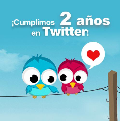 2 aniversario ALSA Twitter
