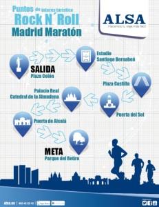 ALSA Maratón-Madrid-2013