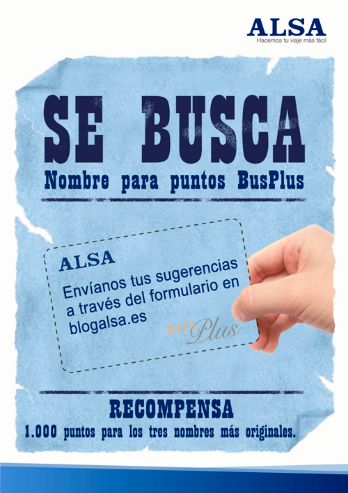 Puntos Bus Plus ALSA