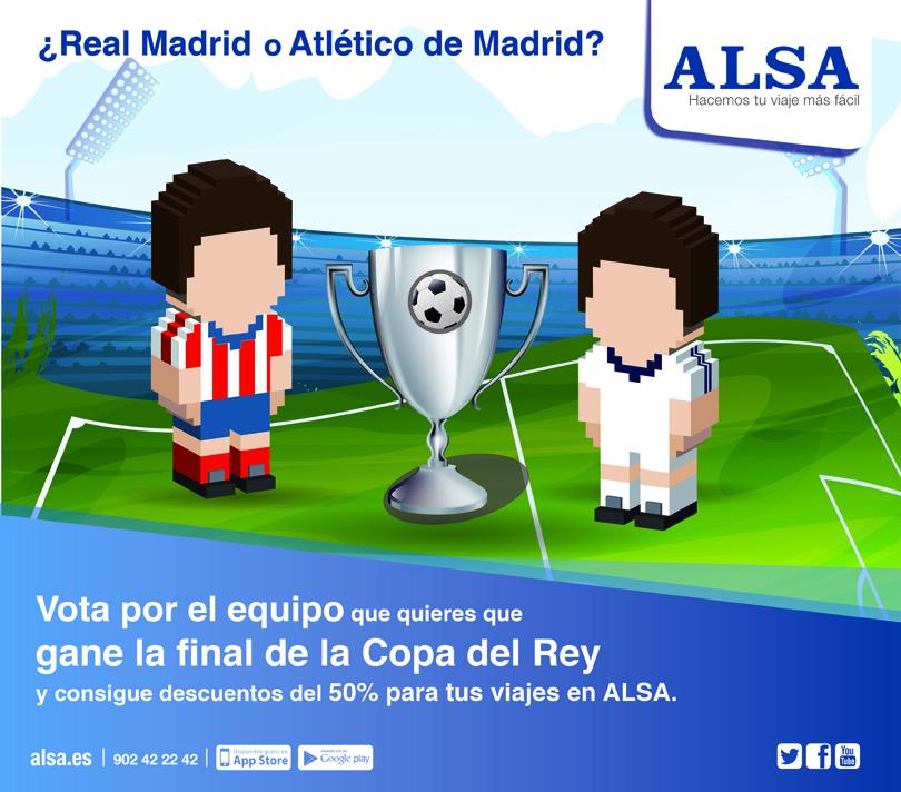 ALSA Copa del Rey - Madrid
