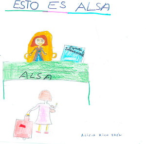 ALSA dibujo