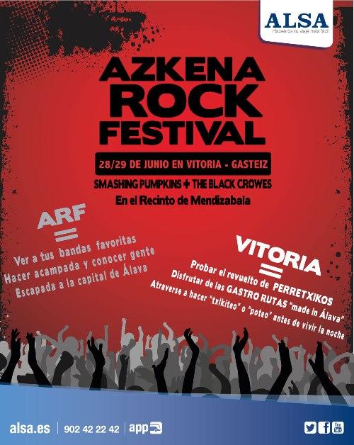 ALSA Azkena Rock Festival - ALSA