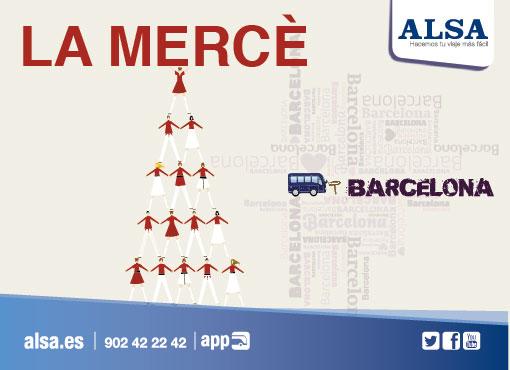 ALSA_Fiestas de La Merce_ Barcelona