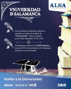 ALSA Universidad de Salamanca