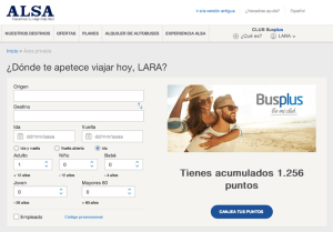 ALSA area privada bus plus nueva web