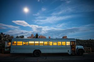 ALSA School Bus Hank Butitta
