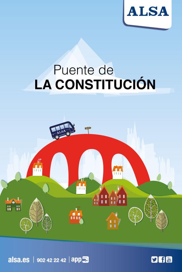 ALSA Puente de la Constitución - Sierra de Gredos