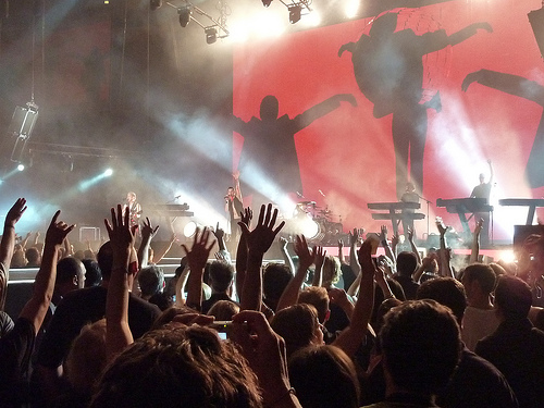 Depeche Mode vuelve a España
