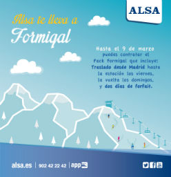 ALSA Estación de Formigal