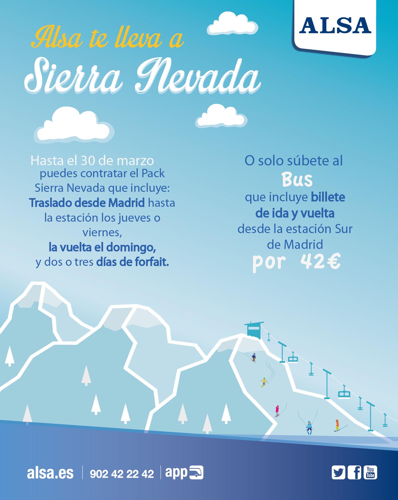 ALSA Sierra Nevada