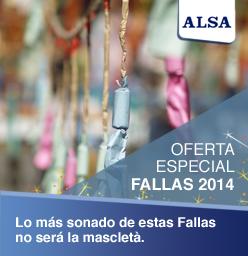 ALSA Fallas 2014