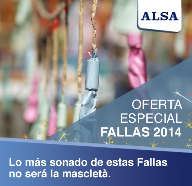 Fallas 2014 ALSA