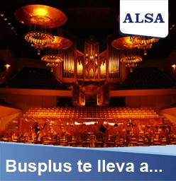ALSA Busplus te lleva a...