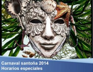 ALSA horarios especiales carnaval santoña ALS