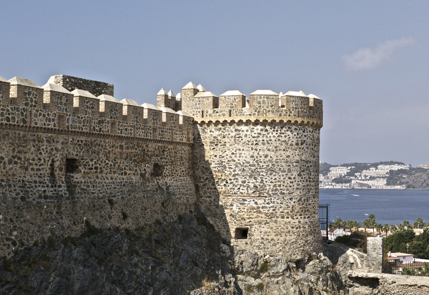 Castillo Almuñécar