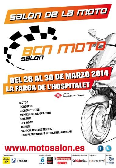 Cartel Moto 2014