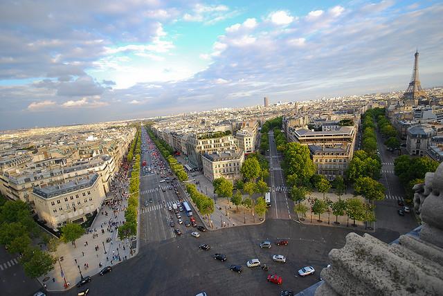 Vistas Arco, París