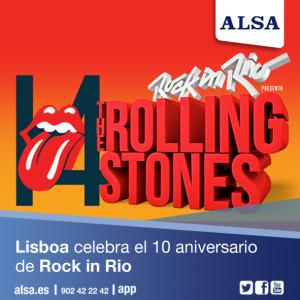 ALSA rock in rio