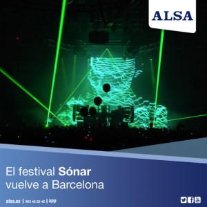 ALSA sonar