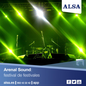 ALSA arenal sound