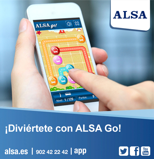 alsa.es | Diviertete con ALSA Go!