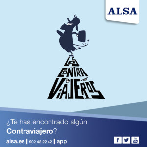 ALSA contraviajeros