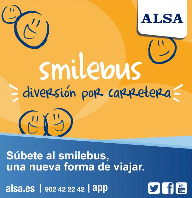 alsa.es | Subete al smilebus