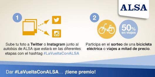 #lavueltaconalsa