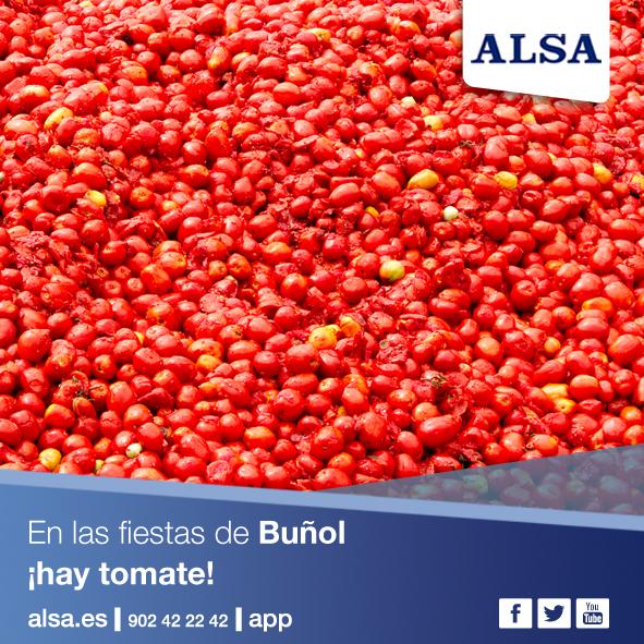 alsa tomatina buñol
