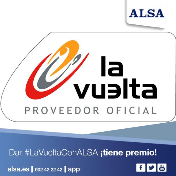 alsa.es | Vuelta Ciclista Proveedor