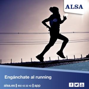ALSA running