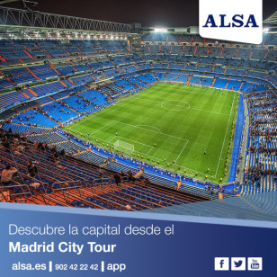 ALSA MADRID CITY TOUR