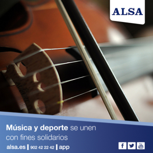 ALSA musica deporte