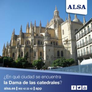 ALSA Catedrales