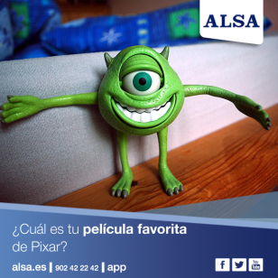 ALSA Pixar