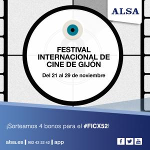 ALSA festival cine gijón alsa