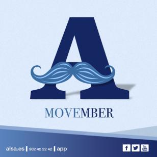 ALSA movember