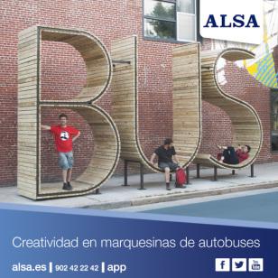 ALSA marquesinas